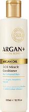 Parfums et Produits cosmétiques Après-shampooing réparateur à l'huile d'argan - Argan + 5 Oil Miracle Conditioner