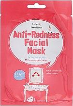 Parfums et Produits cosmétiques Masque à l'extrait de fraise et framboise pour visage - Cettua Anti-Redness Facial Mask