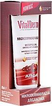 Parfums et Produits cosmétiques Traitement micro-exfoliant à l'huile d'argan pour visage - VitalDerm Argana