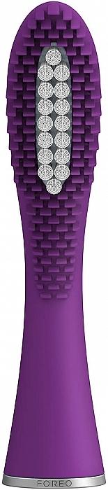 Tête de brosses à dents sonique - Foreo Issa Mini Hybrid Brush Head Enchanted Violet