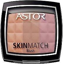 Parfums et Produits cosmétiques Blush - Astor Skin Match Trio Blush