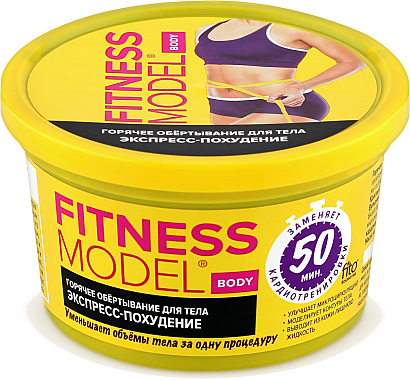 Procédure de réchauffement corporel Perte de poids express - FitoKosmetik Hair Fitness Model