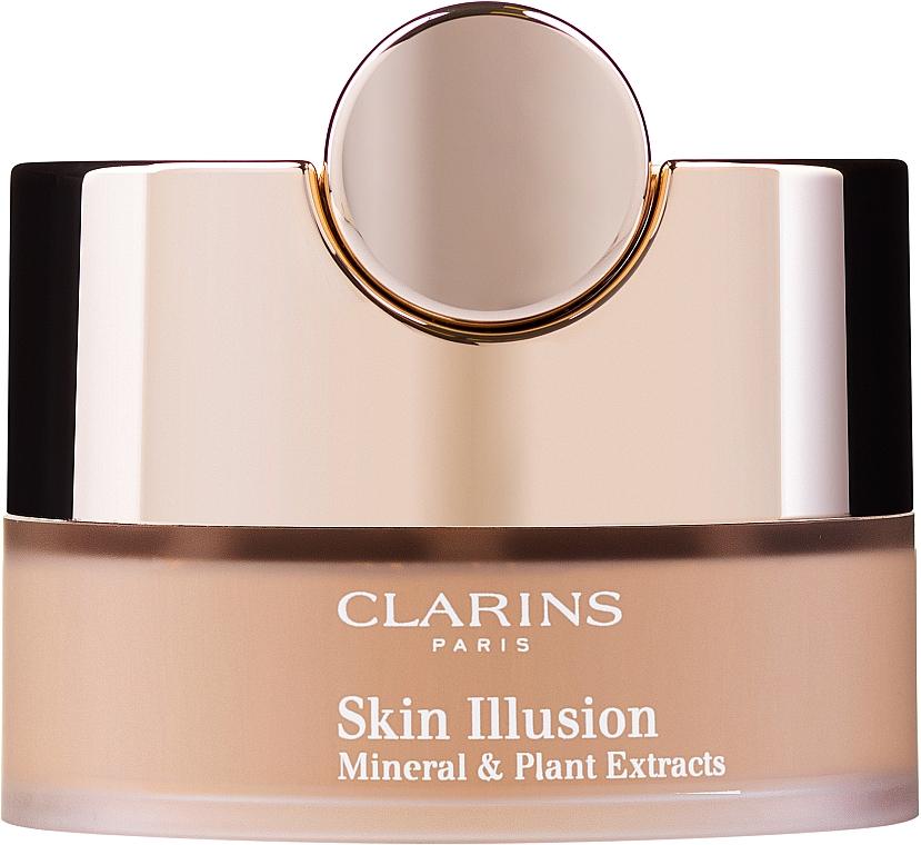 Fond de teint poudre libre - Clarins Skin Illusion Loose Powder Foundation
