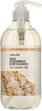 Parfums et Produits cosmétiques Gel douche à l'extrait de riz - Lebelag Rice Moisturizing Body Cleanser