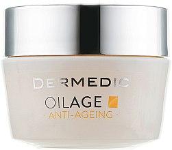 Parfums et Produits cosmétiques Crème de nuit réparatrice à l'acide hyaluronique - Dermedic Oilage Repairing Night Cream
