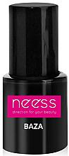 Parfums et Produits cosmétiques Base coat pour vernis semi-permanent - Neess