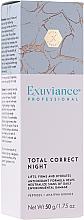 Parfums et Produits cosmétiques Crème de nuit au beurre de karité - Exuviance Professional Total Correct Night