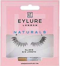Parfums et Produits cosmétiques Faux-cils avec colle №003 - Eylure Pre-Glued Accents Lash