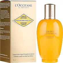 Parfums et Produits cosmétiques Lotion visage - L'occitane Immortelle Precious Lotion Divine