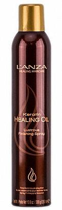 Laque pour cheveux - L'anza Keratin Healing Oil Brush Thru Hair Spray