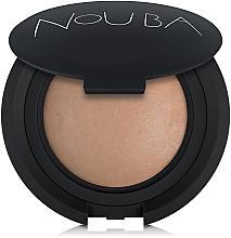 Parfums et Produits cosmétiques Poudre bronzante compacte pour visage - NoUBA Bronzing Earth Powder