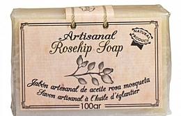 Parfums et Produits cosmétiques Savon artisanal à l'huile d'églantier - Arganour Rosehip Oil Soap