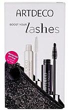 Parfums et Produits cosmétiques Kit cils - Artdeco Angel Eyes (mascara/10ml + booster/10ml + sac cosmétique)