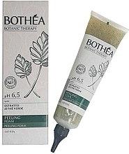 Parfums et Produits cosmétiques Exfoliant mousse cuir chevelu à l'extrait de thé vert - Bothea Botanic Therapy Peeling Foam pH 6.5