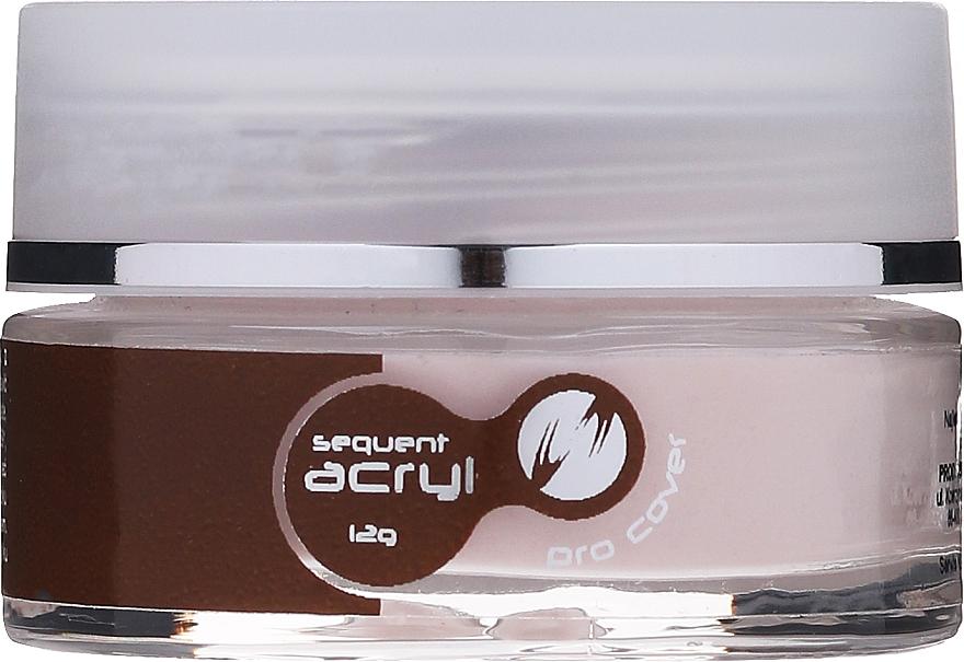 Résine acrylique pour ongles - Silcare Sequent Acryl