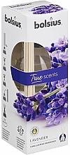 Parfums et Produits cosmétiques Bâtonnets parfumés, Lavande - Bolsius Fragrance Diffuser True Scents Lavender