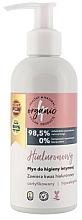 Parfums et Produits cosmétiques Gel d'hygiène intime à l'acide hyaluronique - 4Organic Hyaluronic Intimate Gel