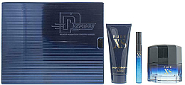 Parfums et Produits cosmétiques Paco Rabanne Pure XS - Coffret (eau de toilette/50ml + eau de toilette mini/10ml + gel douche/100ml)