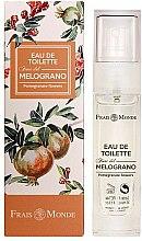 Parfums et Produits cosmétiques Frais Monde Pomegranate Flowers - Eau de Toilette