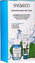 Parfums et Produits cosmétiques Sylveco - Set (bain de bouche/100ml + dentifrice/100ml)