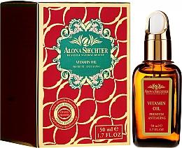 Parfums et Produits cosmétiques Huile vitaminée anti-âge pour visage - Alona Shechter Vitamin Oil