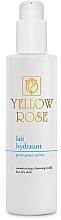 Parfums et Produits cosmétiques Lait hydratant nettoyant à l'extrait de camomille pour visage - Yellow Rose Moisturising Cleansing Milk