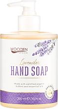 Parfums et Produits cosmétiques Savon liquide, Lavande - Wooden Spoon Lavender Hand Soap