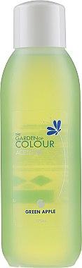 Dissolvant Pomme verte - Silcare The Garden Of Colour Aceton Green Apple