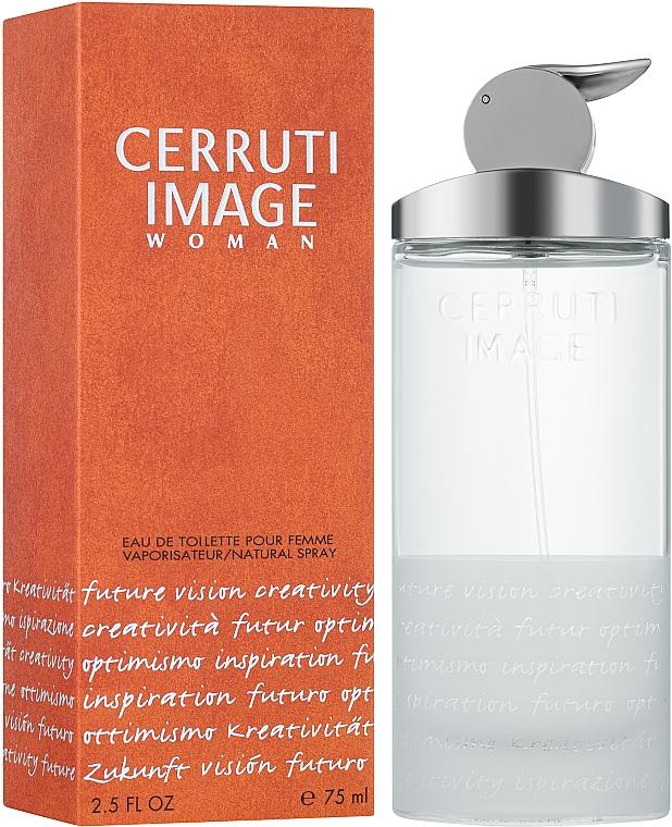 Cerruti Image Pour Femme - Eau de Toilette — Photo N2