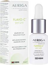 Parfums et Produits cosmétiques Sérum activateur d'éclat pour visage - Auriga Flavo-C Serum Anti-Age