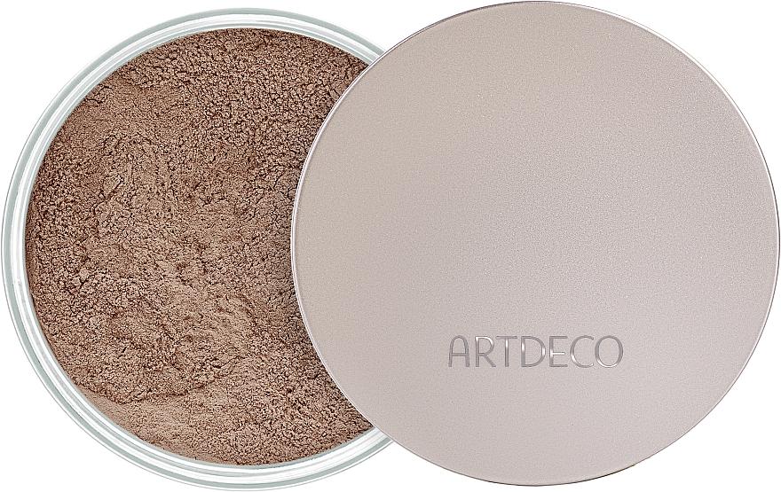 Fond de teint en poudre libre minérale pour visage - Artdeco Mineral Powder Foundation