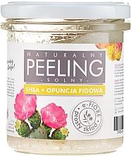 Parfums et Produits cosmétiques Gommage pour corps, Karité et Opuntia - E-Fiore Prickly Pear Body Peeling