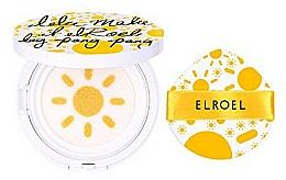 Parfums et Produits cosmétiques Coussin de protection solaire - Elroel Pang Pang Big Sun Cushion SPF 50+
