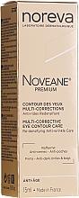 Parfums et Produits cosmétiques Crème multi-correctrice contour des yeux - Noreva Laboratoires Noveane Premium Multi-Corrective Eye Care