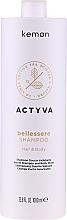 Parfums et Produits cosmétiques Shampooing et gel douche à l'huile d'argan - Kemon Actyva Bellessere Shampoo