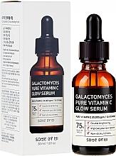 Parfums et Produits cosmétiques Sérum à la vitamine C et filtrat de champignons pour visage - Some By Mi Galactomyces Pure Vitamin C Glow Serum
