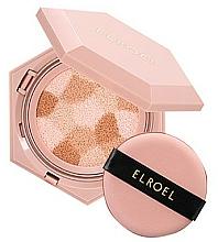 Parfums et Produits cosmétiques Fond de teint coussin - Elroel Blending Compact Cushion