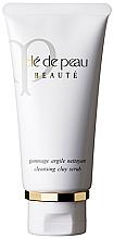 Parfums et Produits cosmétiques Gommage à l'argile blanche pour visage - Cle De Peau Beaute Cleansing Clay Scrub