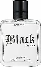 Parfums et Produits cosmétiques Jean Marc X Black - Lotion après-rasage parfumée