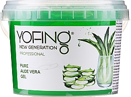 Parfums et Produits cosmétiques Gel à l'aloe vera pour corps - Yofing Pure Aloe Vera Gel