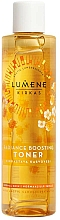 Parfums et Produits cosmétiques Tonique nettoyant à l'extrait de mûres nordiques pour visage - Lumene Kirkas Radiance Boosting Clarifying Toner