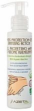 Parfums et Produits cosmétiques Gel antibactérien à l'aloe vera pour mains - Azeta Bio Hands Protection Gel Sanitizing Action