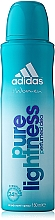 Parfums et Produits cosmétiques Adidas Pure Lightness - Déodorant spray parfumé