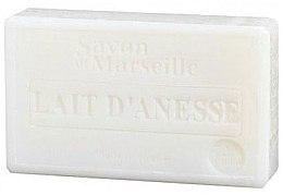Parfums et Produits cosmétiques Savon de Marseille au lait d'ânesse - Le Chatelard 1802 Soap Donkey Milk