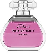 Parfums et Produits cosmétiques Via Vatage Black Decadence - Eau de Parfum