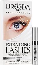Parfums et Produits cosmétiques Sérum de croissance pour cils - Uroda Professional Extra Long Lashes Enhancing Serum