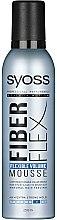 Parfums et Produits cosmétiques Mousse coiffante tenue extra forte - Syoss Fiber Flex Flexible Volume Mousse