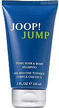 Parfums et Produits cosmétiques Joop! Jump - Gel douche tonique pour corps et cheveux