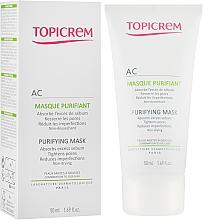 Parfums et Produits cosmétiques Masque purifiant à l'argile blanche pour visage - Topicrem AC Purifying Mask