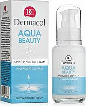 Parfums et Produits cosmétiques Gel-crème à l'acide hyaluronique pour visage - Dermacol Aqua Beauty